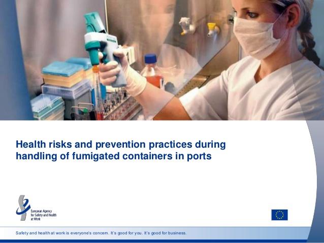 effetti nocivi lavoratori portuali