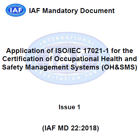Documento Obbligatorio IAF ISO IEC 17021-1: 2015