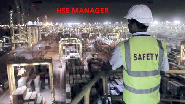 hse manager