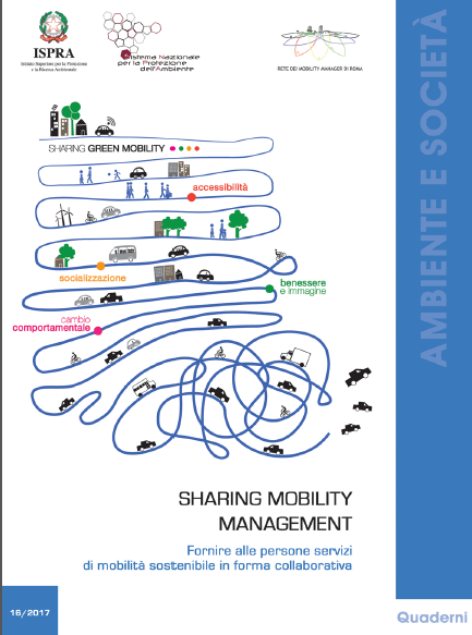 Sharing mobility management