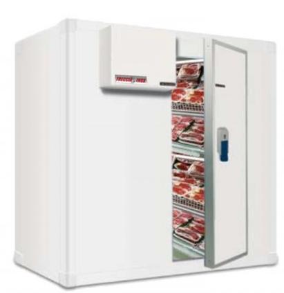 Protezione delle persone all'interno delle celle frigorifere