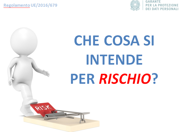 rischio privacy