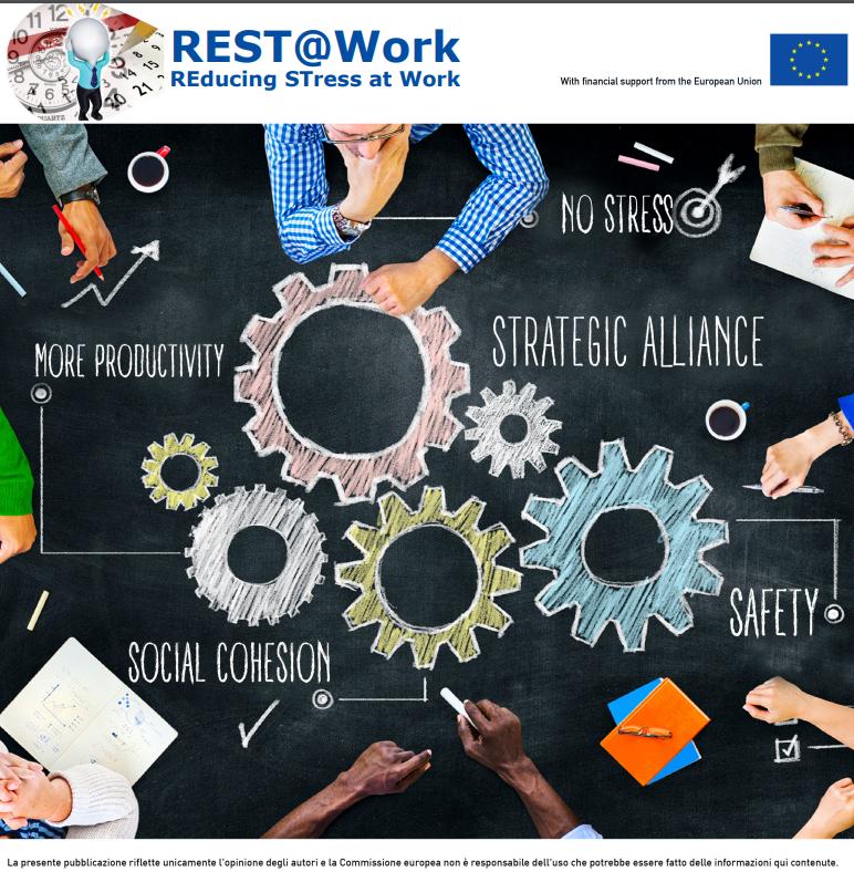 Stress lavoro correlato: un rischio da gestire insieme