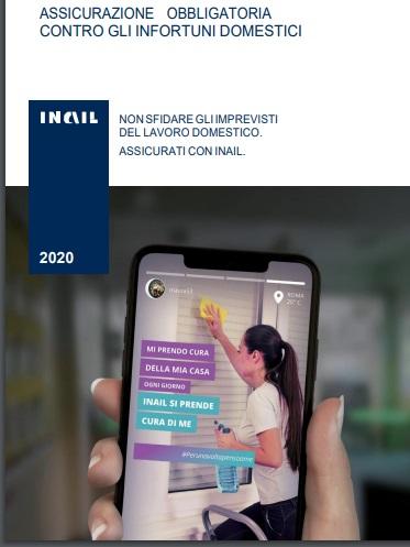 Assicurazione obbligatoria contro gli infortuni domestici - 2020