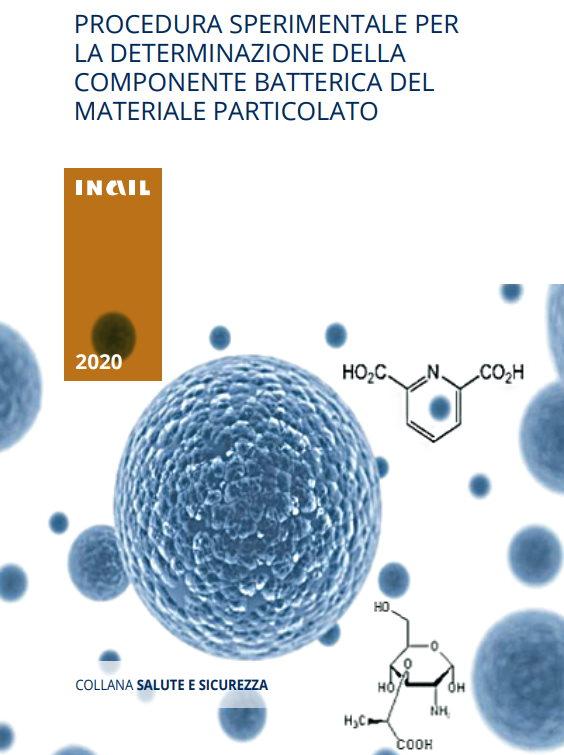 Procedura sperimentale per la detreminazione della componente batterica del materiale particolato