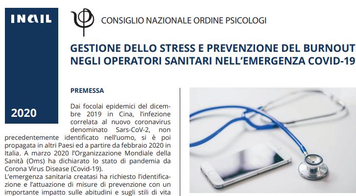 stress covid19