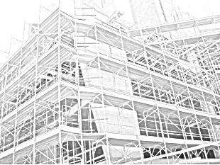 Il Ponteggio metallico nei cantieri temporanei e mobili