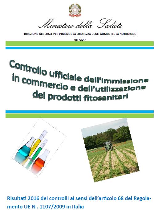 Commercio e utilizzo fitosanitari