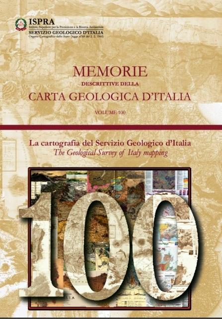 cartografia del Servizio Geologico d'Italia