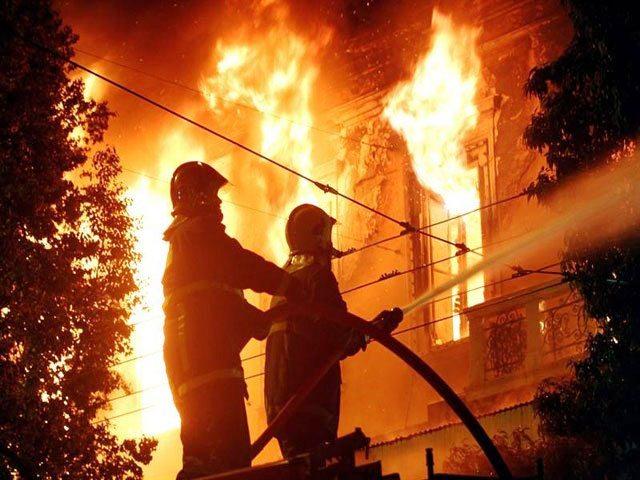 Chimica e Fisica dell'incendio
