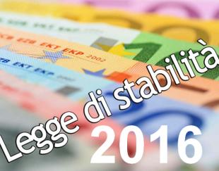 legge 2016