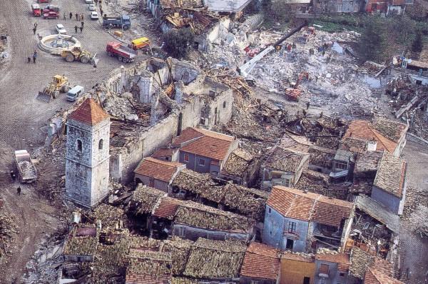 Rischio sismico, interventi finanziabili