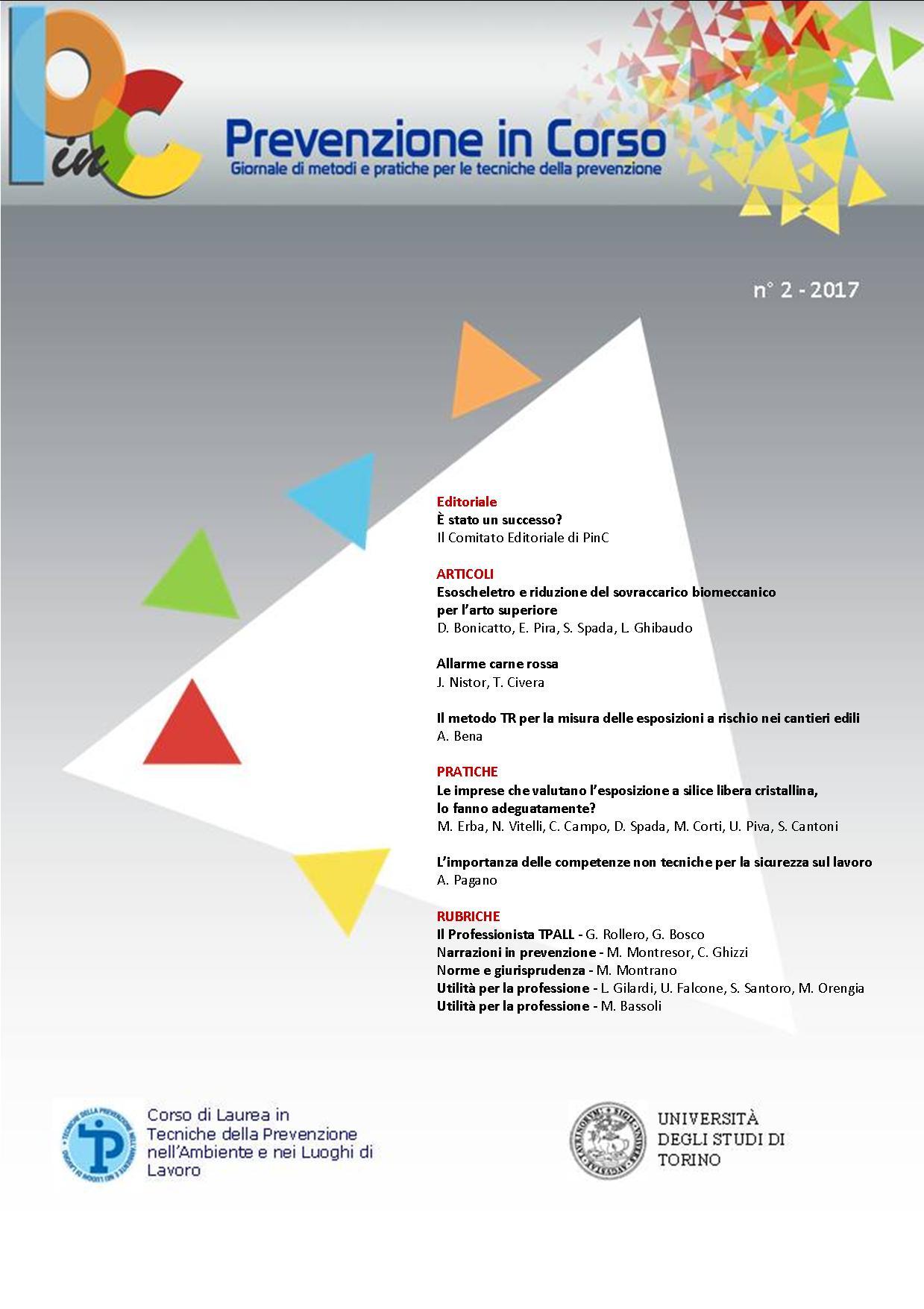 PinC Prevenzione in Corso Fascicolo 2