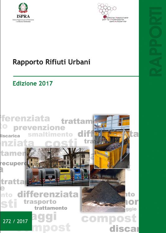 Rapporto Rifiuti Urbani 2017