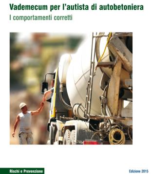 La pubblicazione è frutto della collaborazione tra Inail (Istituto Nazionale per l'Assicurazione contro gli Infortuni sul Lavoro) e Atecap (Associazione tecnicoeconomica del calcestruzzo preconfezionato), con la condivisione delle Organizzazioni sindacali di settore Feneal-uil, Filca-cisl, Fillea-cgil