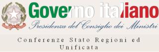 testo approvato in Conferenza Stato Regioni